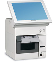Epson ColorWorks C3400-LT Label Terminal