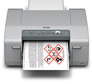 Epson ColorWorks C831 Wide Color Label Printer